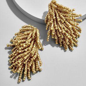 New Without Tags Baublebar Karla Tassel Earrings
